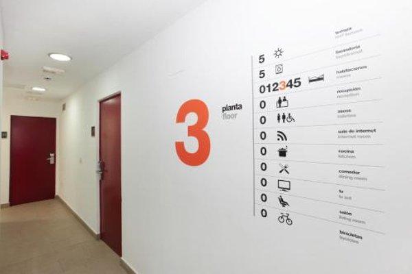 Center Valencia Youth Hostel - фото 15