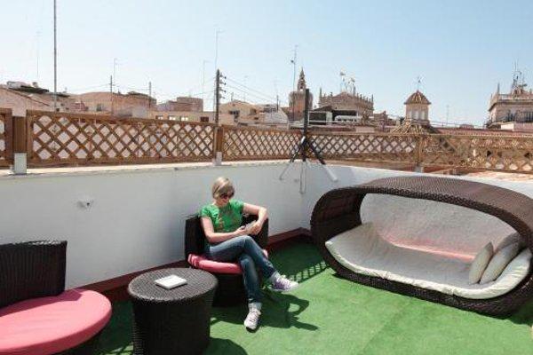 Center Valencia Youth Hostel - фото 21