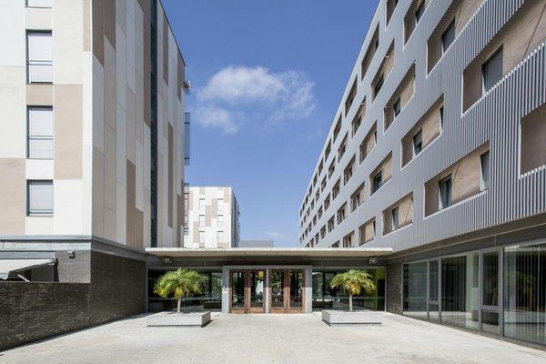 Residencia Universitaria Damia Bonet - фото 21