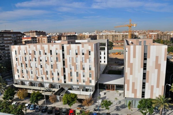 Residencia Universitaria Damia Bonet - фото 22