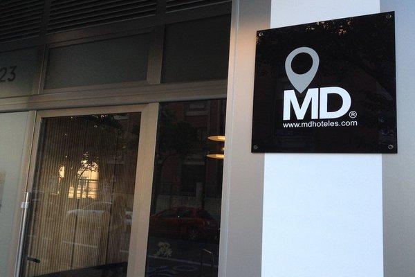 MD Modern Hotel - Jardines - фото 19