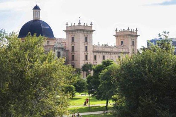 Living Valencia - Jardin del Turia - фото 23