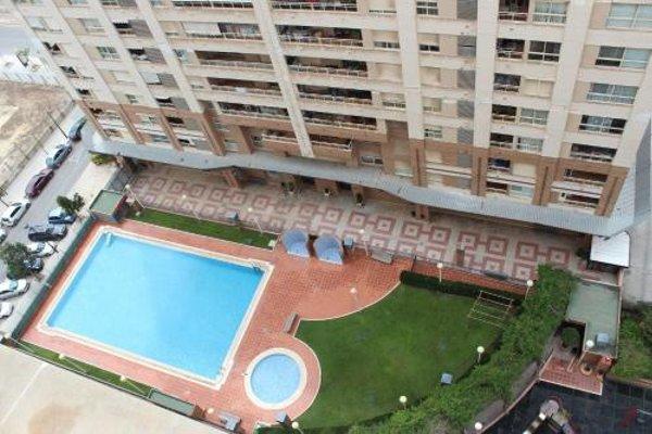Apartment Valencia - фото 43