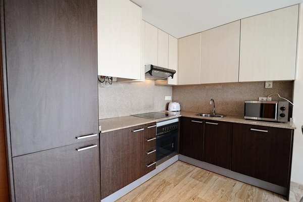 Valencia Central Apartments - фото 13