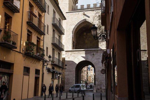 Pio XII Apartments Valencia - фото 23