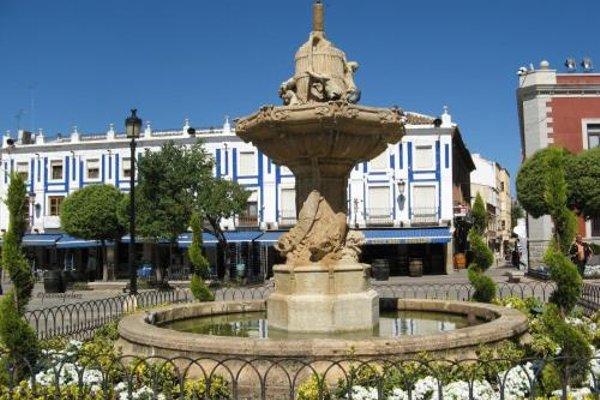 Hostal Valdepenas by Alda Hotels - фото 19