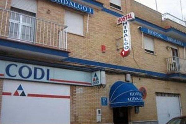 Pension Hidalgo 1 - фото 23