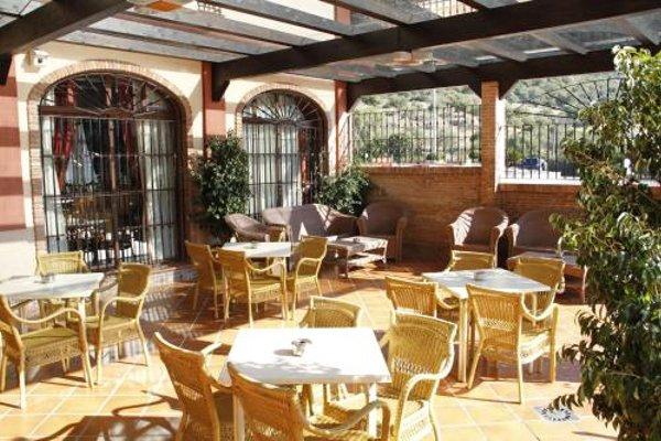 Hotel Sierra de Ubrique - фото 11