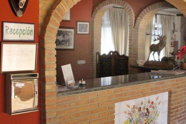 Hotel Sierra de Ubrique - фото 13