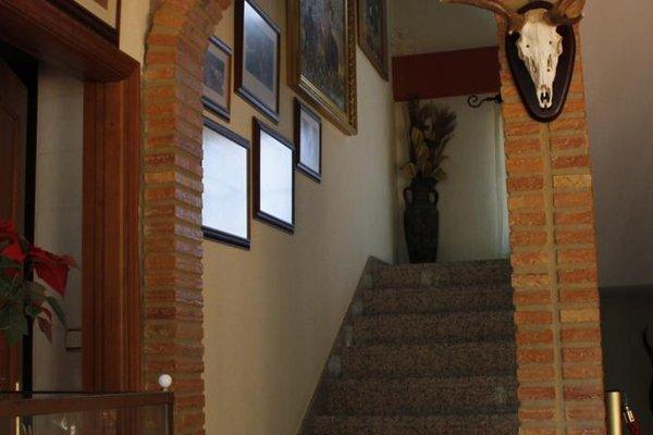 Hotel Sierra de Ubrique - фото 14