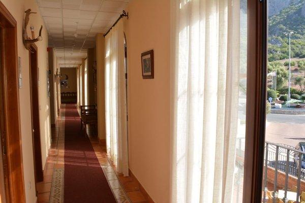 Hotel Sierra de Ubrique - фото 15