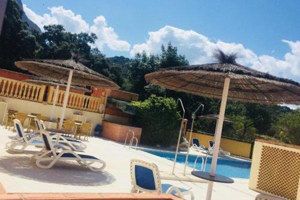 Hotel Sierra de Ubrique - фото 20