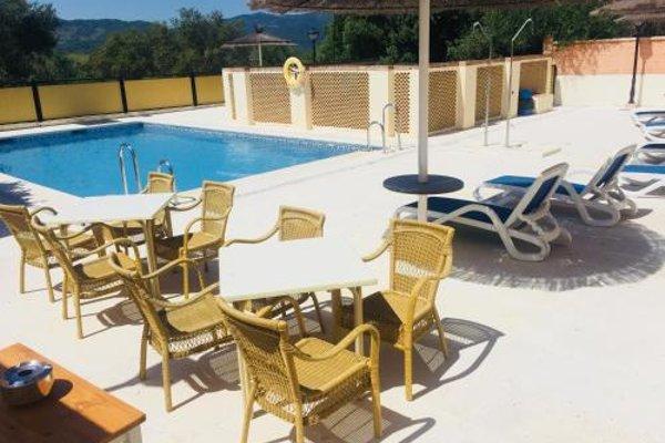 Hotel Sierra de Ubrique - фото 21