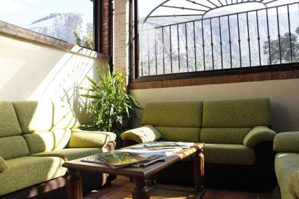 Hotel Sierra de Ubrique - фото 7