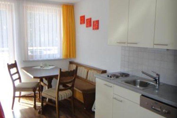 Hotel Garni Ragaz - фото 13