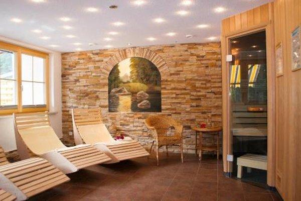 Hotel Garni Ragaz - фото 21