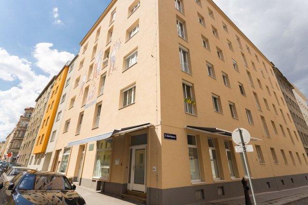 Premium Apartment beim Belvedere - фото 15