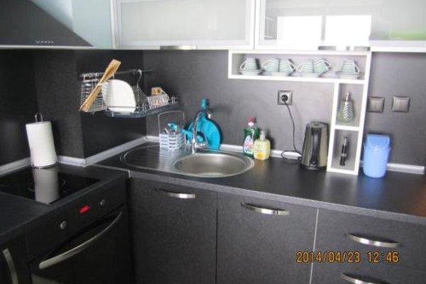 Akra Apartments - фото 13