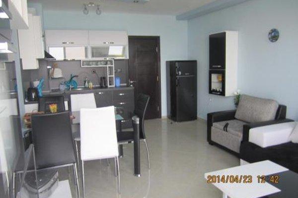 Akra Apartments - фото 18
