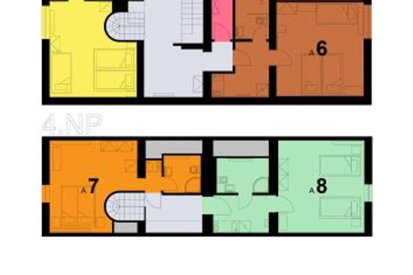 Apartmany 294 - фото 17