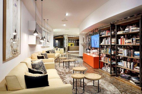 Hotel SB Corona Tortosa - 11