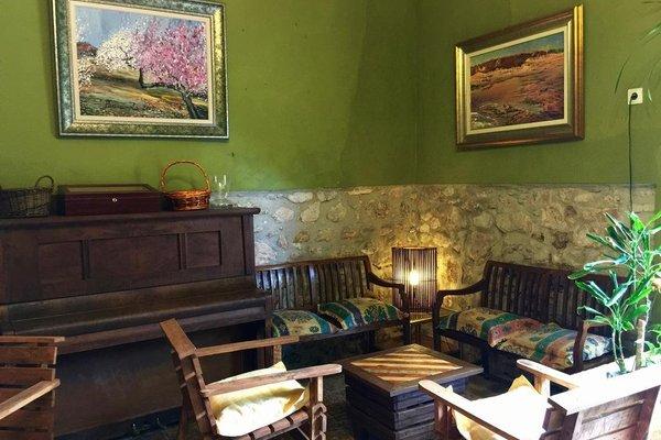 Hotel Rural Jaloa - Panxampla - фото 9