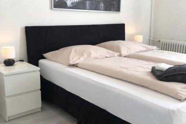 City Apartment Bremerhaven - фото 21