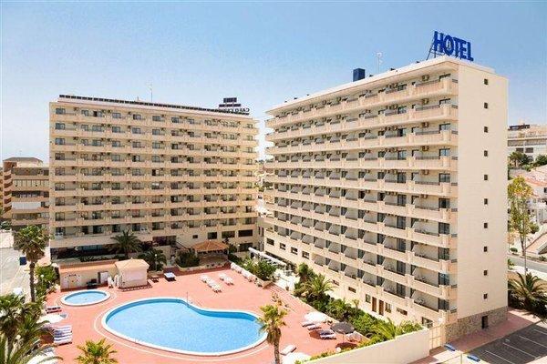 Hotel Playas de Torrevieja - фото 50