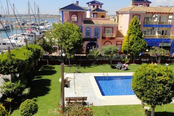 Apartamento Puerto Deportivo Marina - фото 50