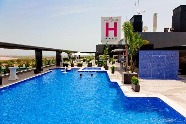 Hotel Dona Monse - фото 21