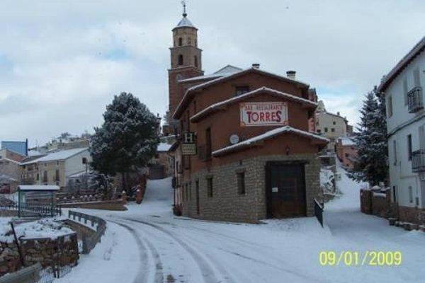 Hotel Torres de Albarracin - фото 11