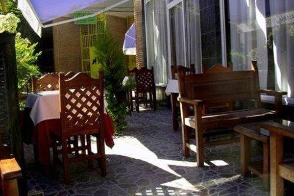 Hotel Manantiales - фото 19