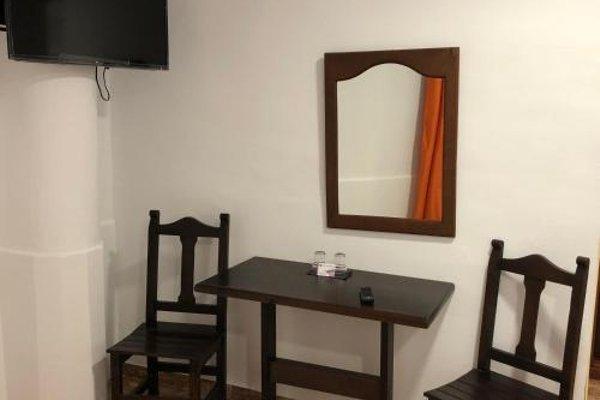 Hotel Manantiales - фото 8