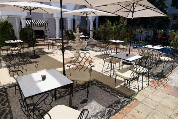 Hotel Residencia Miami - фото 18