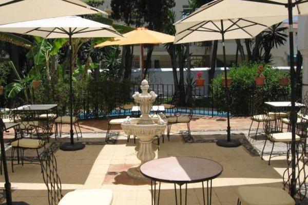 Hotel Residencia Miami - фото 19