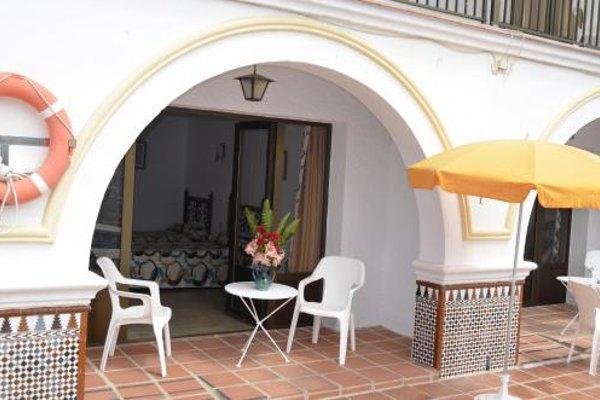 Apartamentos La Baranda - фото 12