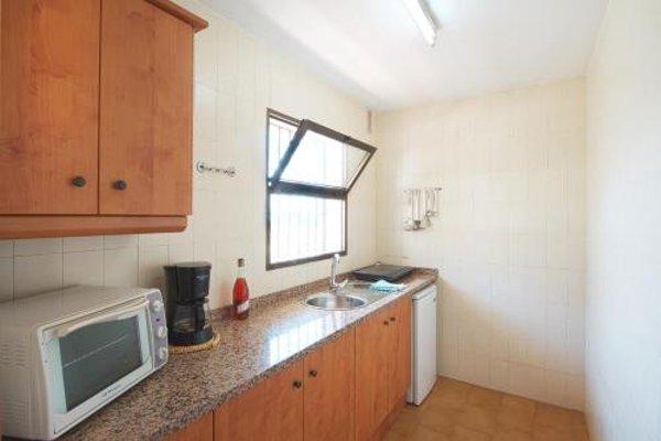 Apartamentos La Baranda - фото 8