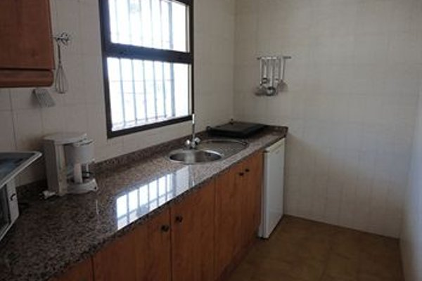 Apartamentos La Baranda - фото 9