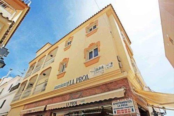 Apartamentos La Proa - фото 19