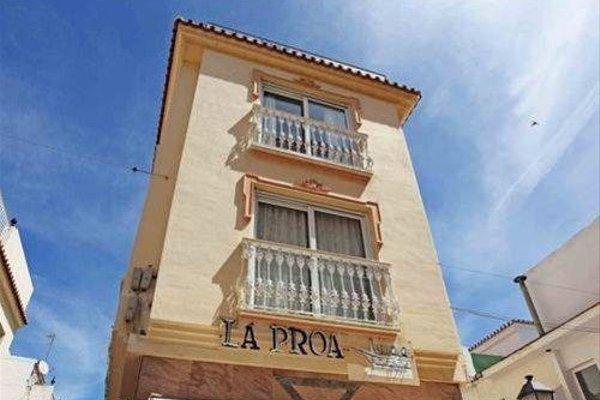 Apartamentos La Proa - фото 20