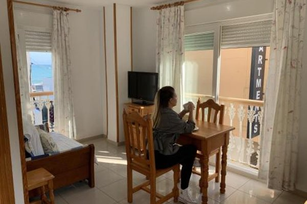 Apartamentos La Proa - фото 6