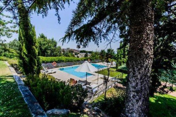 Hotel PAX Torrelodones - фото 20