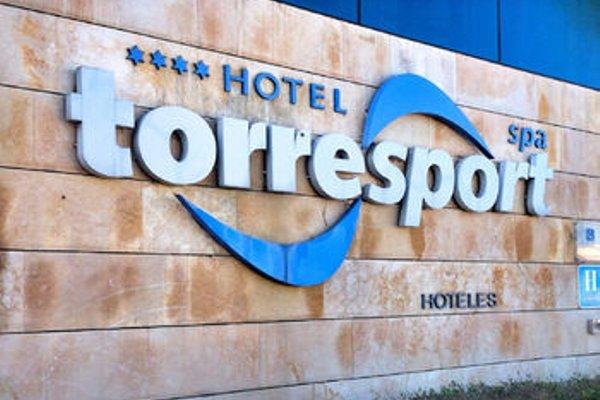 Hotel Torresport - фото 21