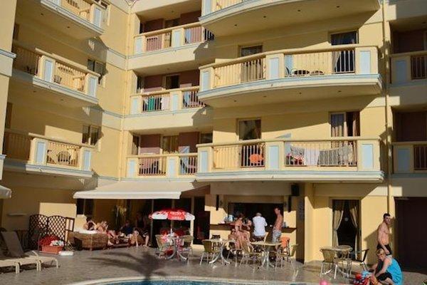 Michalis Apartments - фото 21