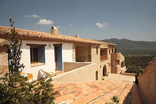 Aldea Roqueta Hotel Rural - фото 23