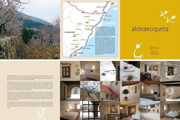 Aldea Roqueta Hotel Rural - фото 7