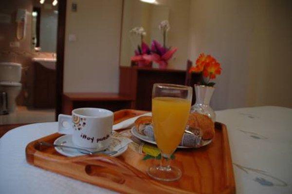 Hotel Zaravencia - фото 16