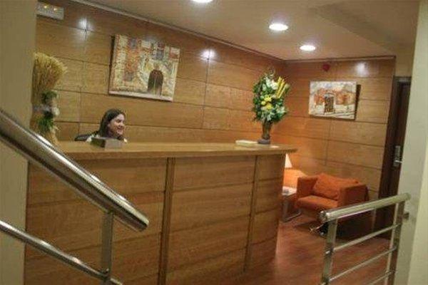 Hotel Zaravencia - фото 20