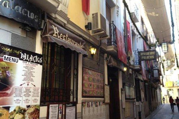 Hostal Palacios - фото 22