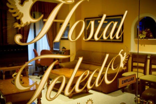 Hostal Toledo - фото 18